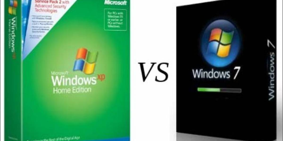 Windows XP sigue siendo el sistema operativo dominante