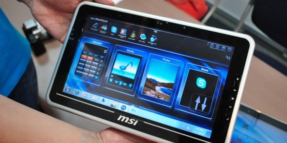 MSI y su apuesta por los tablets