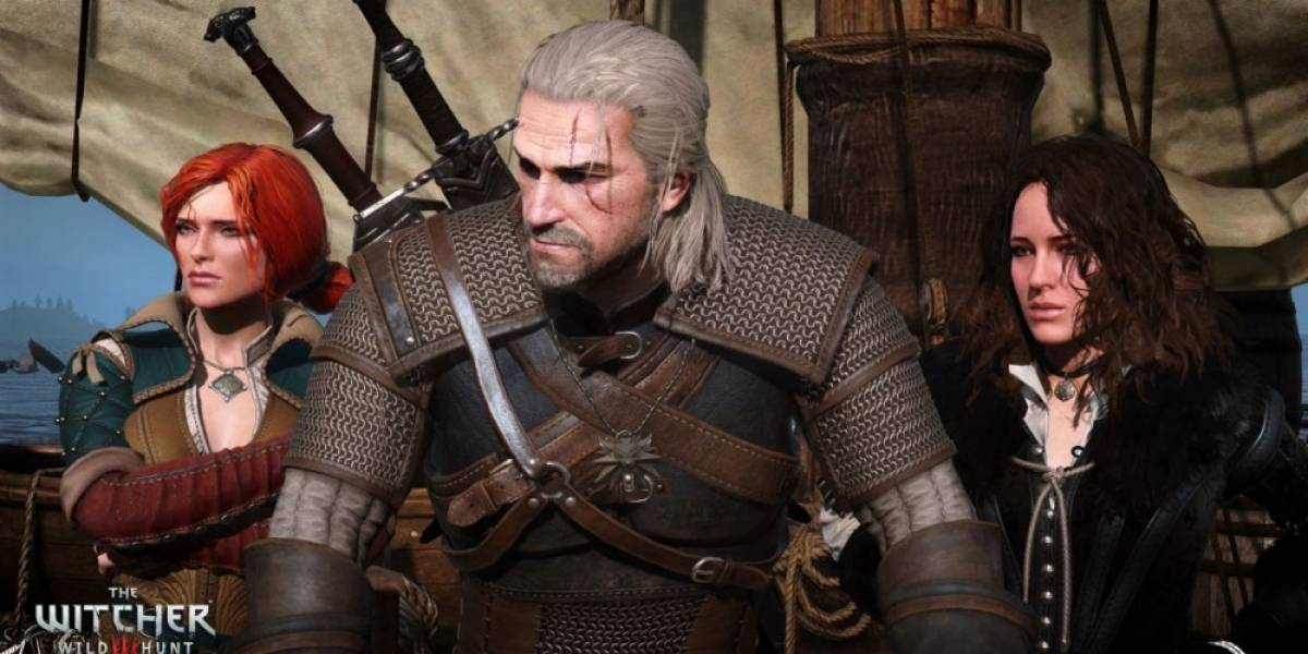The Witcher 3 muy pronto recibirá la actualización 4K en PS4 Pro