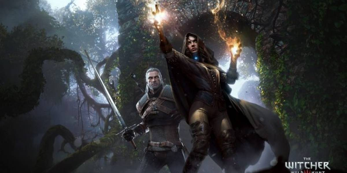 The Witcher III se actualiza con soporte para Xbox One X