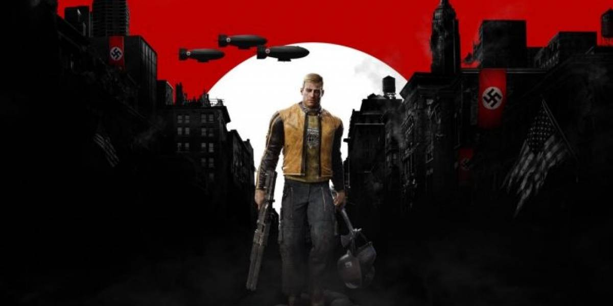 Wolfenstein 2 y The Evil Within 2 se verán mejor en Xbox One X