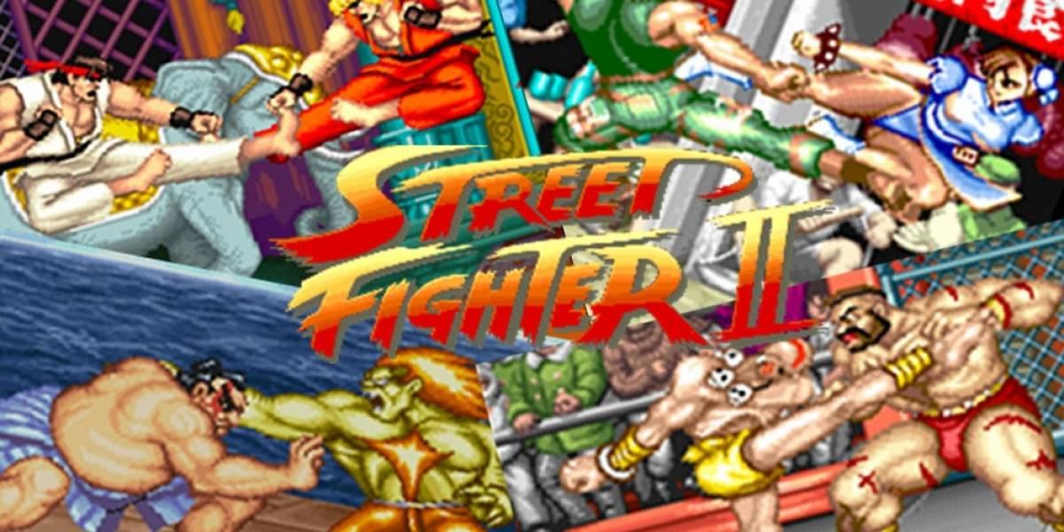 Street Fighter II ingresa al Salón de la Fama de los videojuegos este año