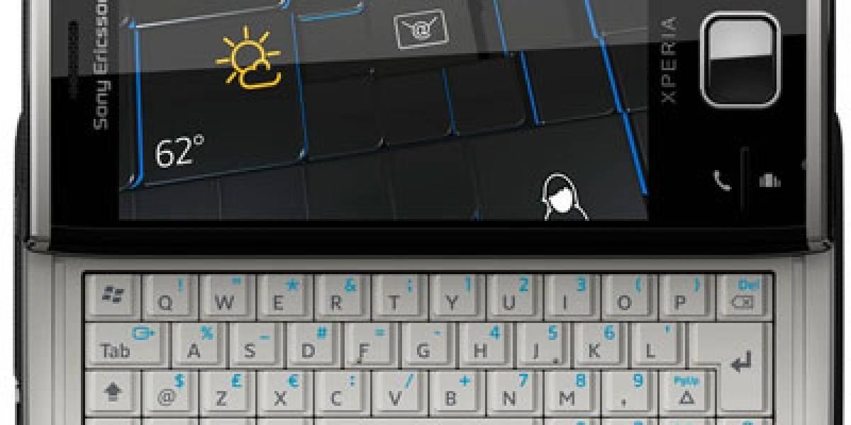 Sony Ericsson retrasa el lanzamiento del Xperia X2 para el 2010