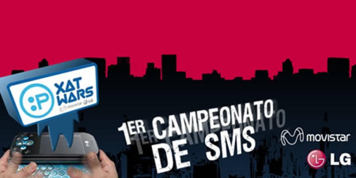 XATWars de Movistar Hoy (Sábado 11) en Arena Santiago