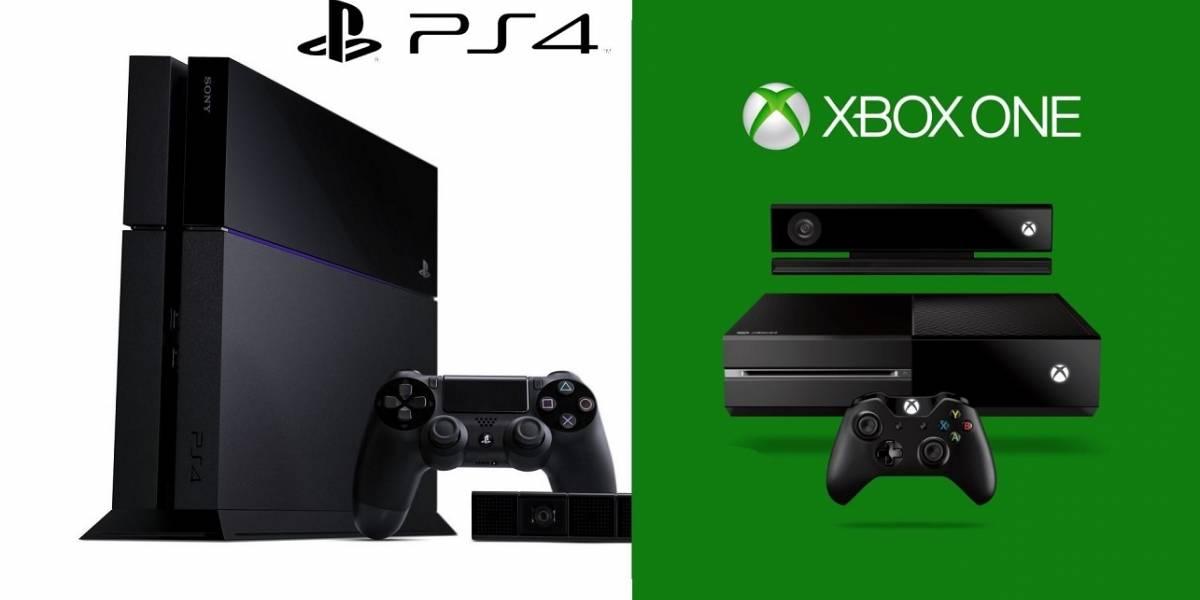 Microsoft y Sony alistan versiones Slim de sus consolas XBox One y PlayStation 4