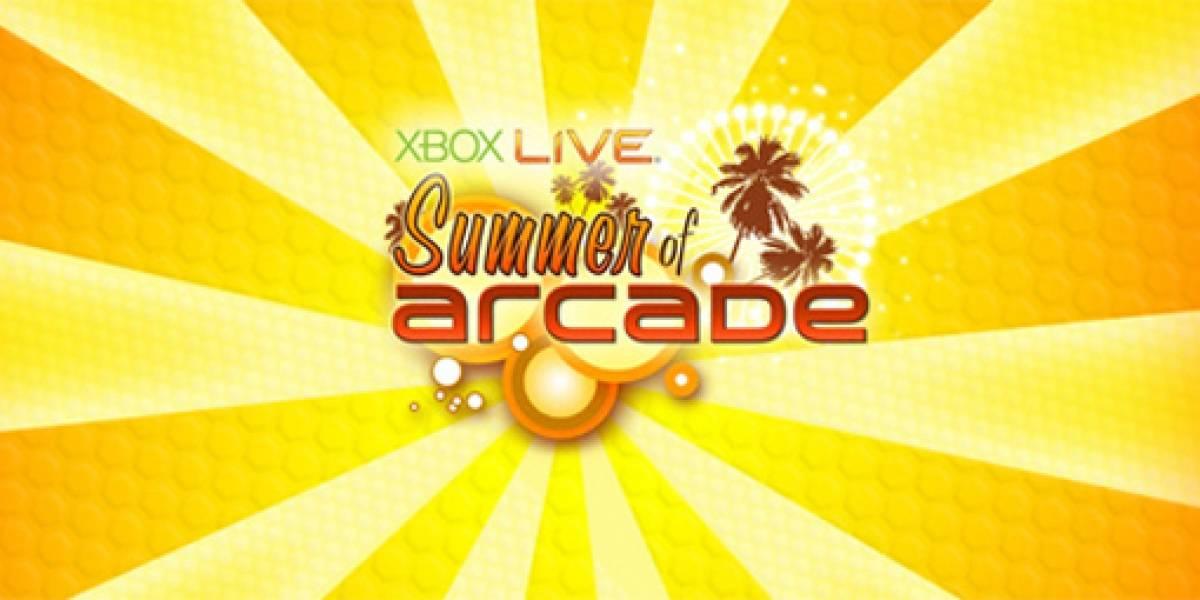 Promociones de Verano en Xbox Live Arcade