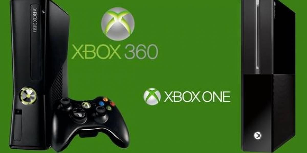 Microsoft planea lanzar un emulador XBox 360 para XBox One