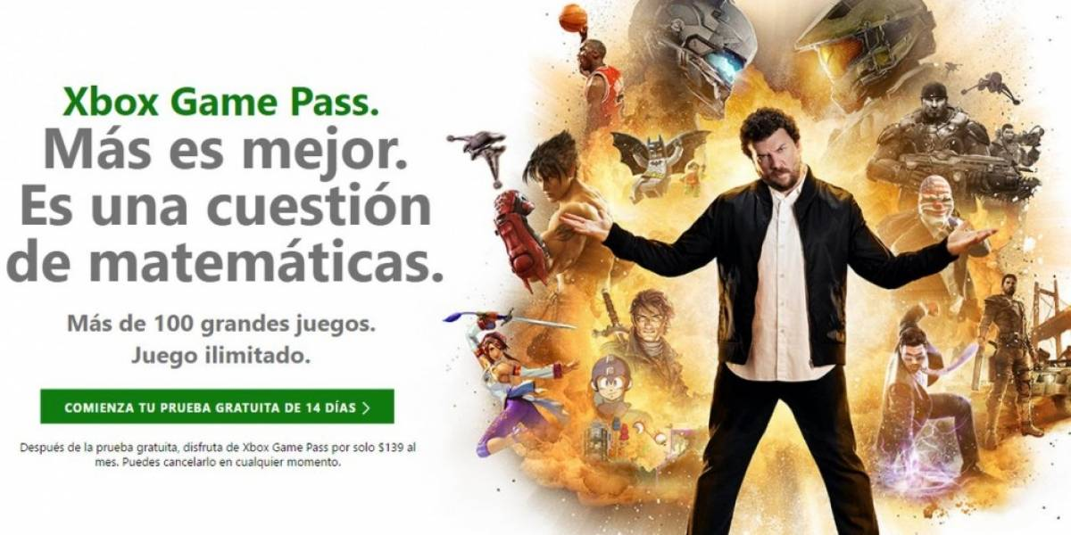 Hoy se lanza para todos Xbox Game Pass