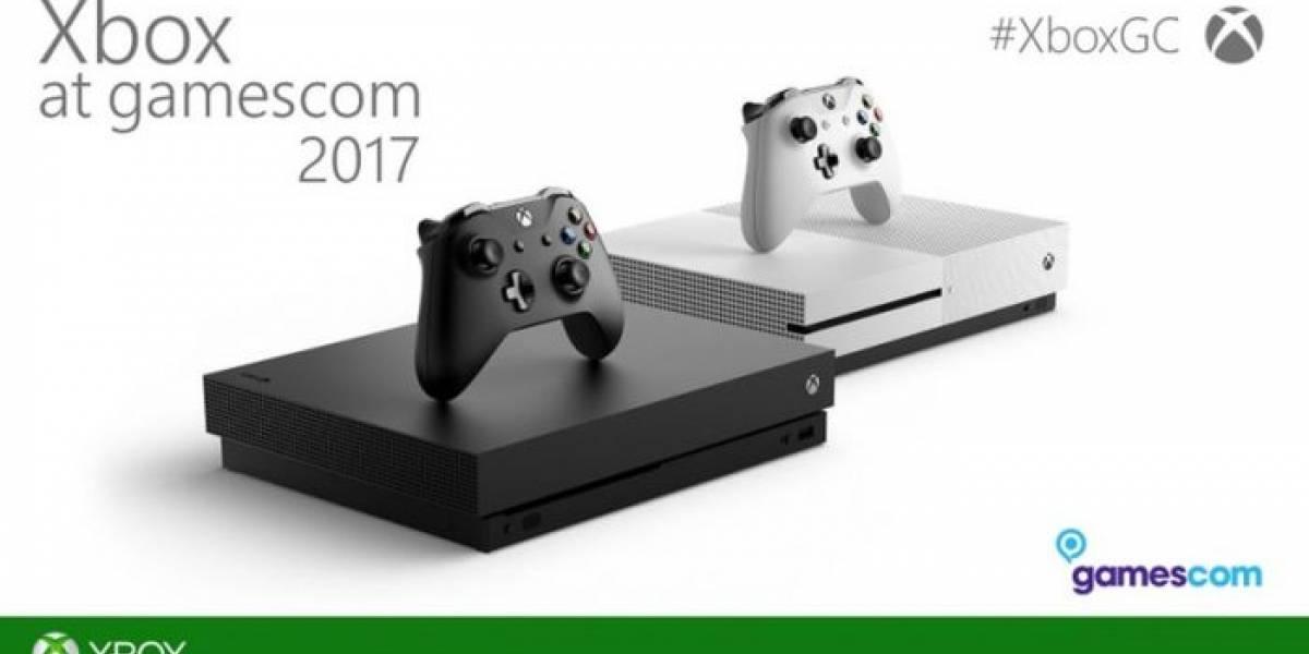 Microsoft tendrá show en vivo en Gamescom 2017