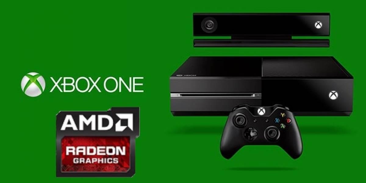 Microsoft Xbox One también cuenta con un controlador de memoria hUMA