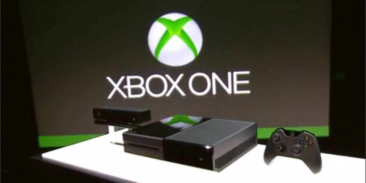 Microsoft revela las especificaciones de su consola XBox One