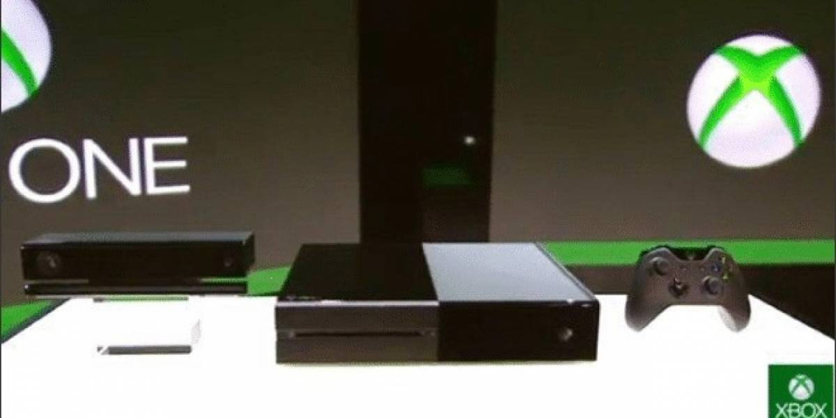 Más detalles de la consola Microsoft XBox One