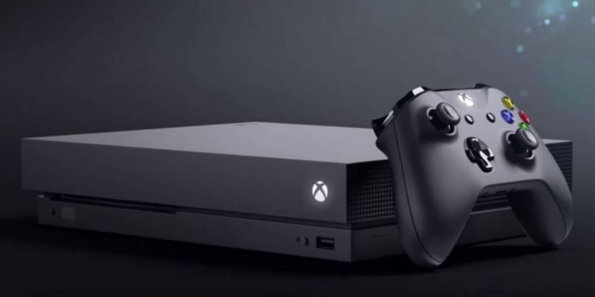 Más de 100 juegos recibirán mejoras en Xbox One X #gamescom2017