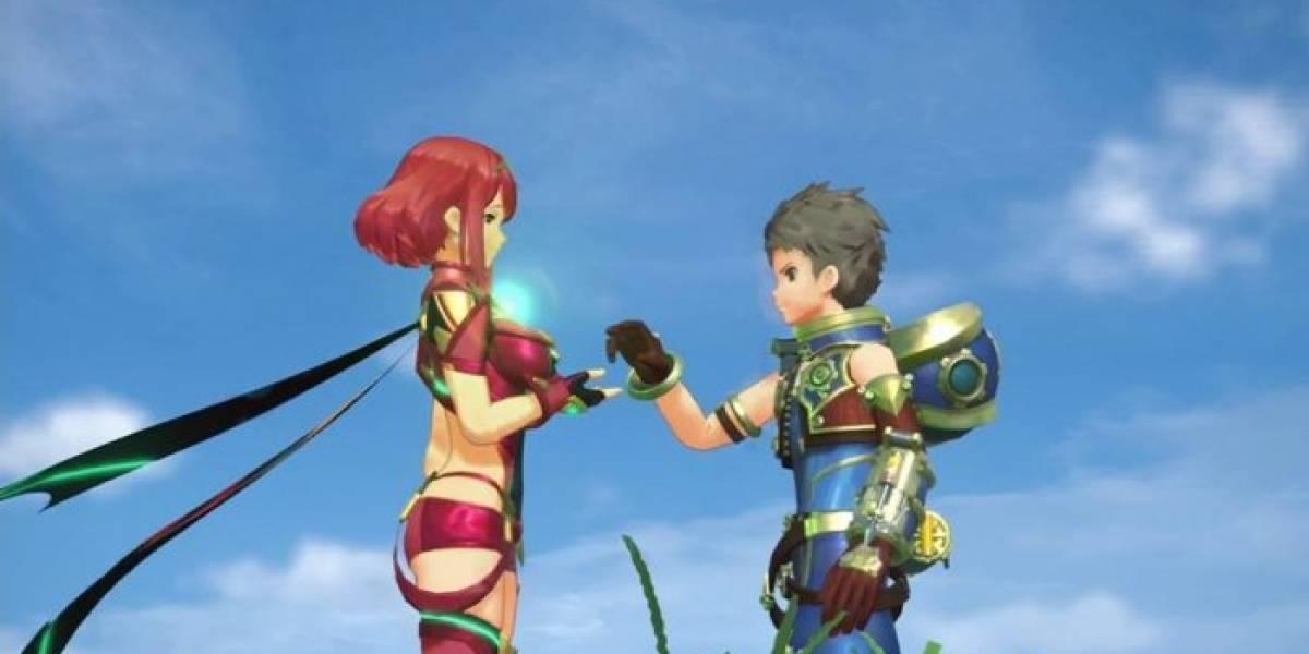 La próxima semana habrá un Nintendo Direct centrado en Xenoblade Chronicles 2