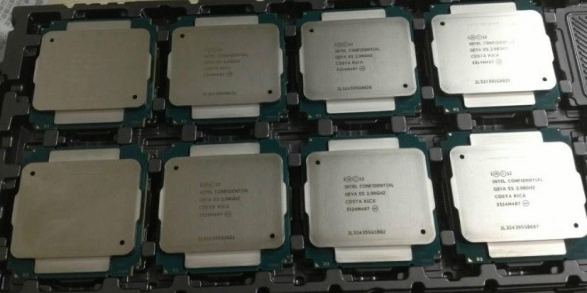 """Se filtran las especificaciones de los microprocesadores Intel Xeon E5-2600 V3 Series """"Haswell-EP"""""""