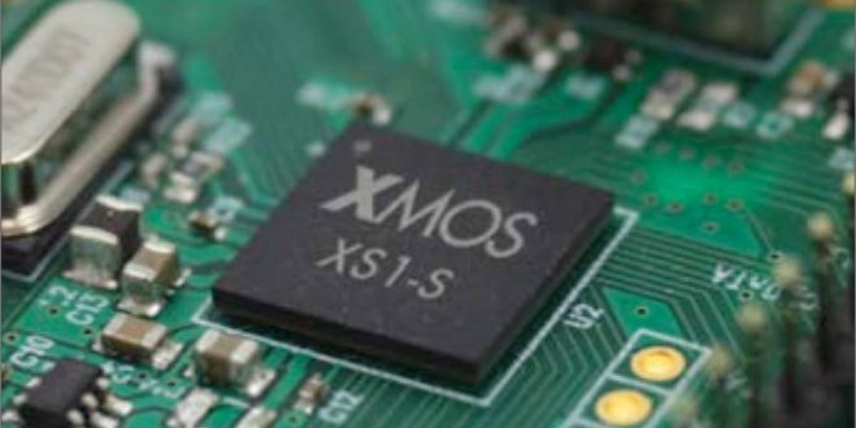 XMOS anuncia sus chips de audio XCore XS1-SU1 y XS1-SU2
