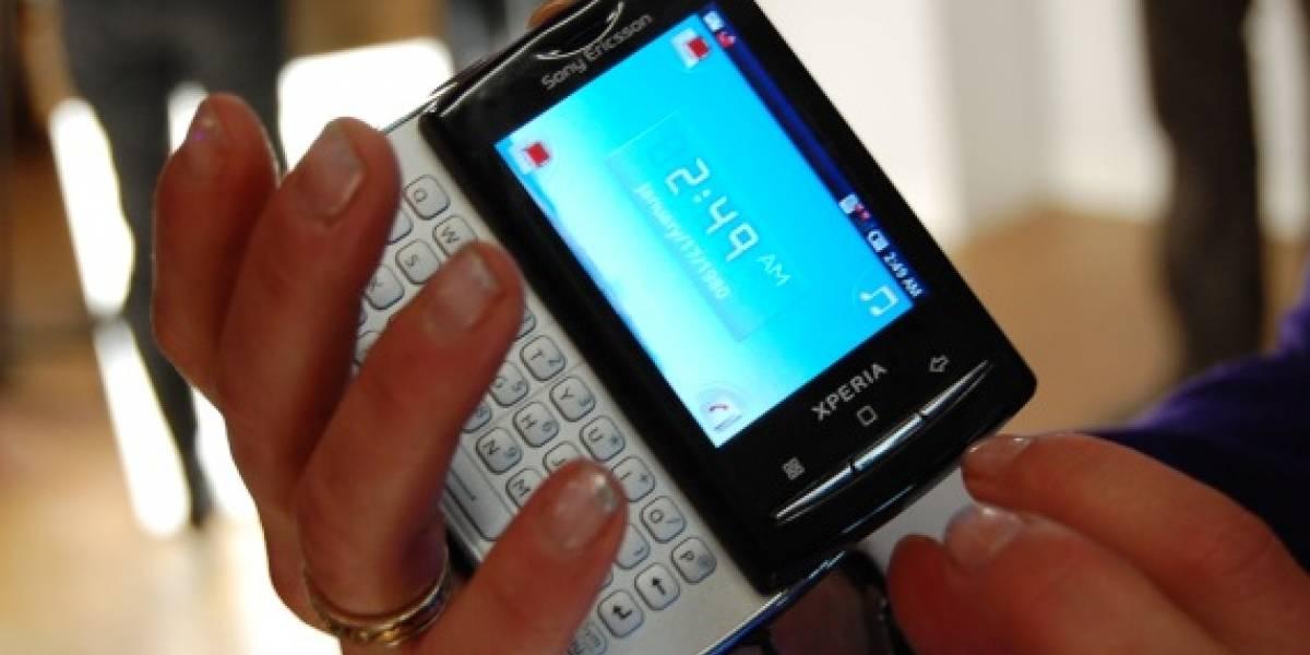 MWC10: Sony Ericsson Xperia X10 Mini y Mini Pro a primera vista