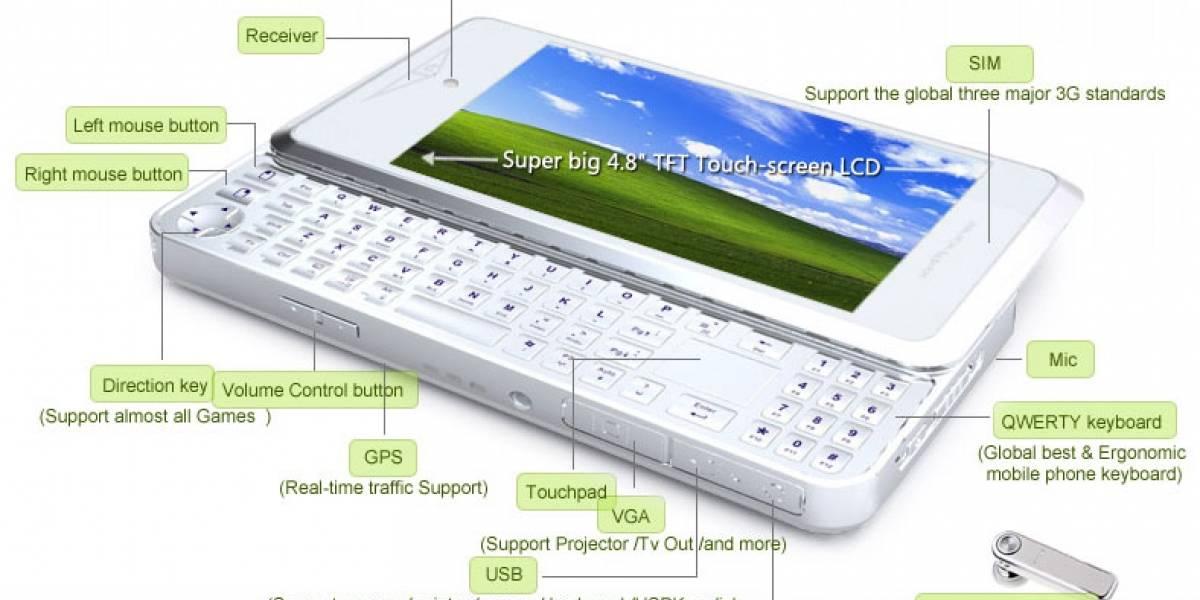 XPPhone disponible para preorden + especificaciones