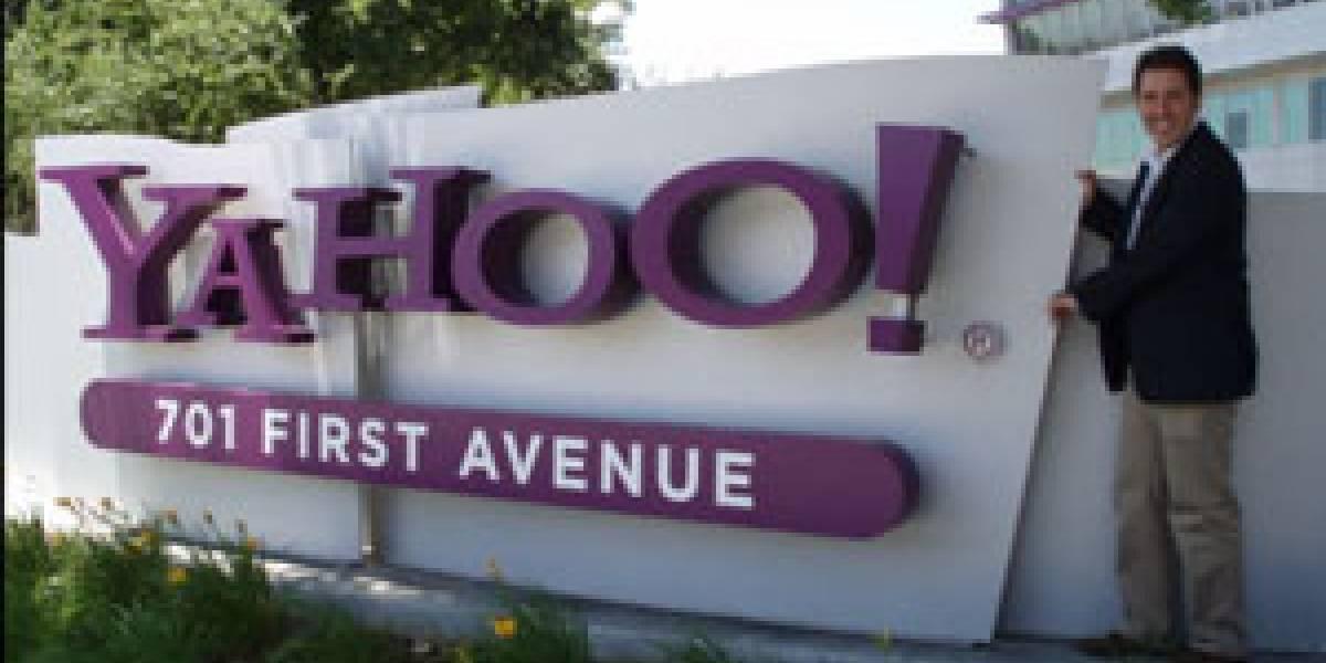 Yahoo! cerró alianza con Samsung para ser el buscador por defecto en sus móviles