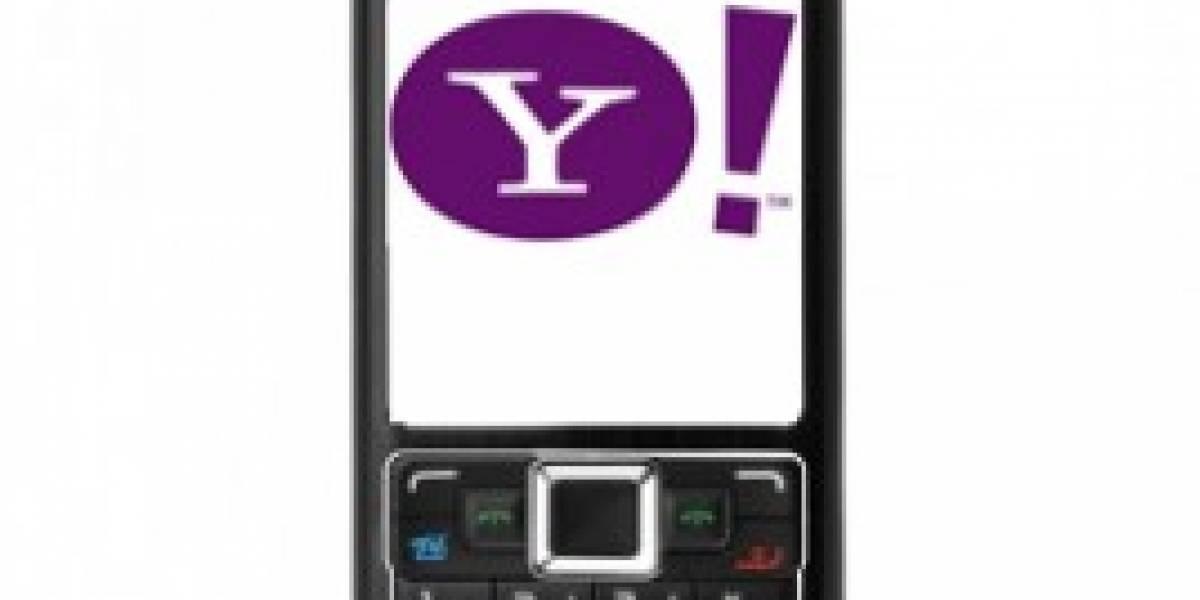 Lo más buscado en móviles en 2009 en Yahoo