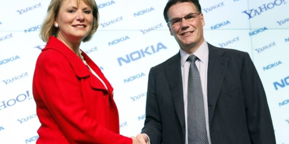 Nokia y Yahoo! unifican algunos de sus servicios
