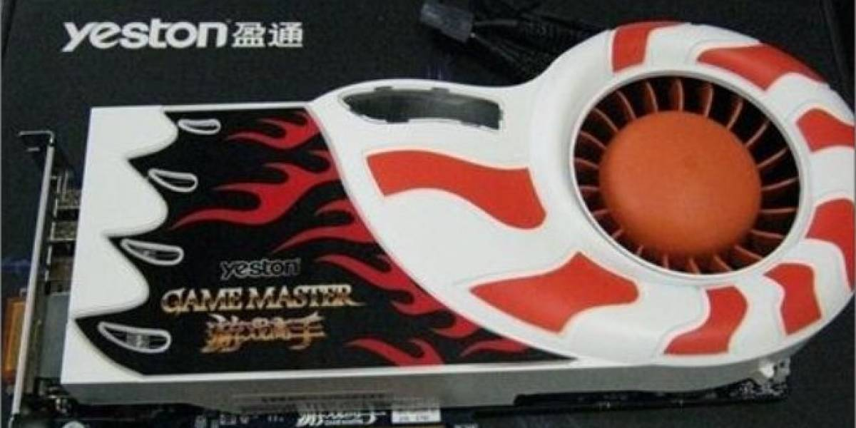 Yeston anuncia su tarjeta de video GameMaster Radeon HD 6870