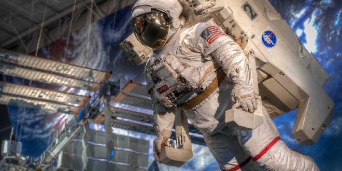 La NASA grabó el espacio exterior en Ultra Alta Definición y lo subirá a YouTube