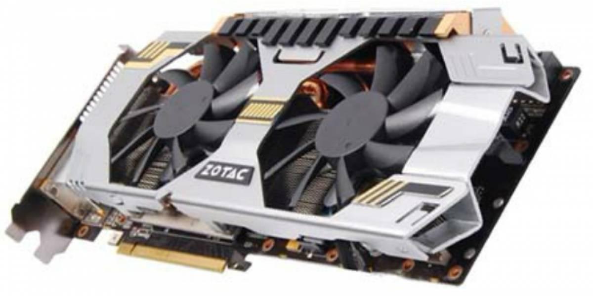 ZOTAC GeForce GTX 680 Extreme Edition lleva la GPU hasta los 1.400MHz