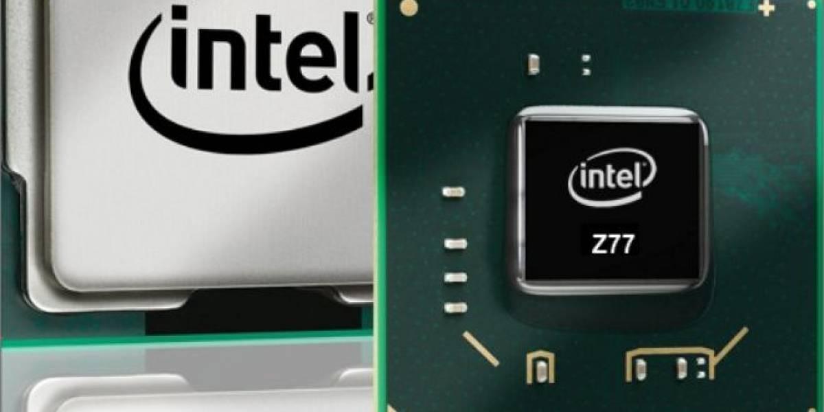 Intel lanza oficialmente sus nuevos chipsets 7 Series