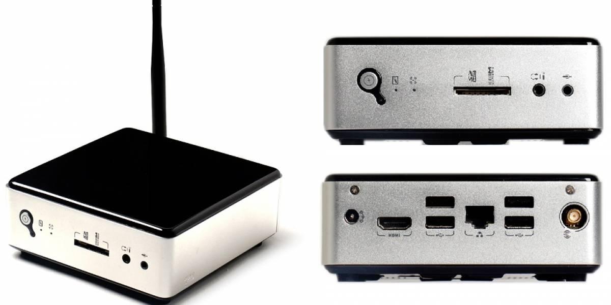 Zotac alista sus primeras MiniPC ZBox basadas en ARM