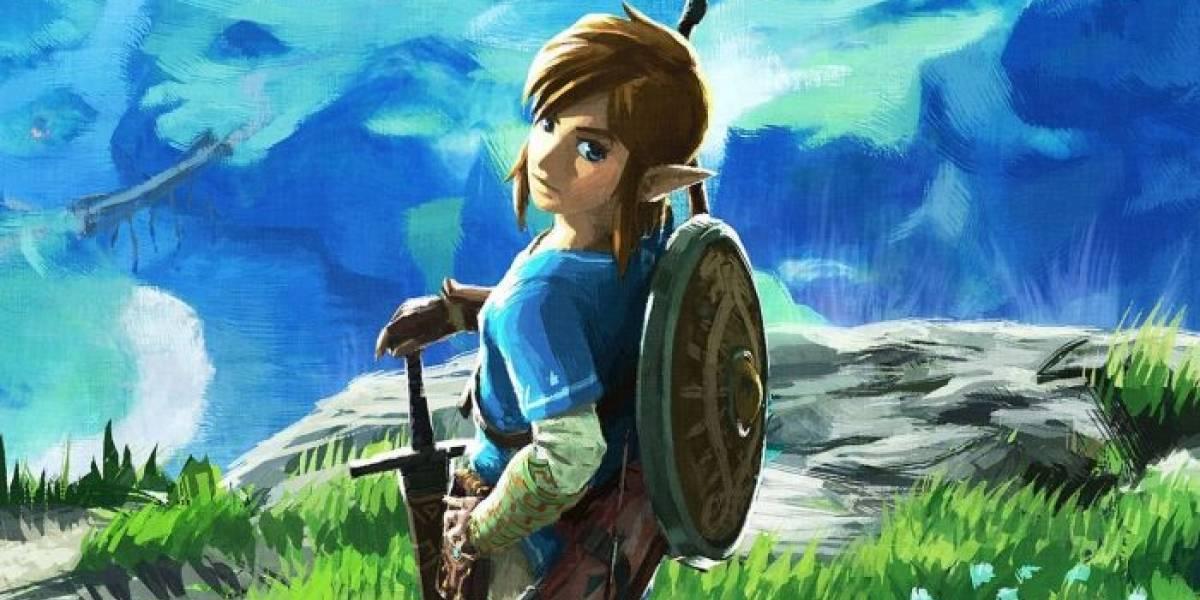 Zelda: Breath of the Wild es el Juego del Año para Famitsu