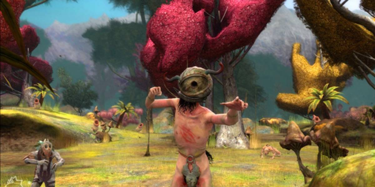 Zeno Clash está a punto de ser confirmado para Xbox 360