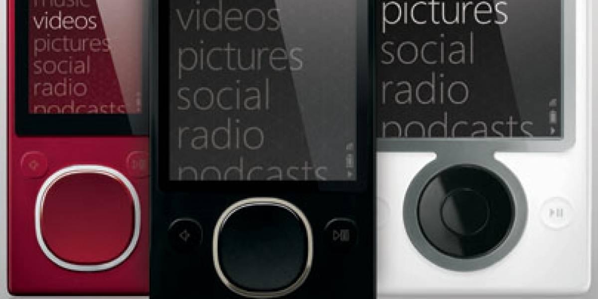 Microsoft anunciaría el Zunephone en la CES 2009