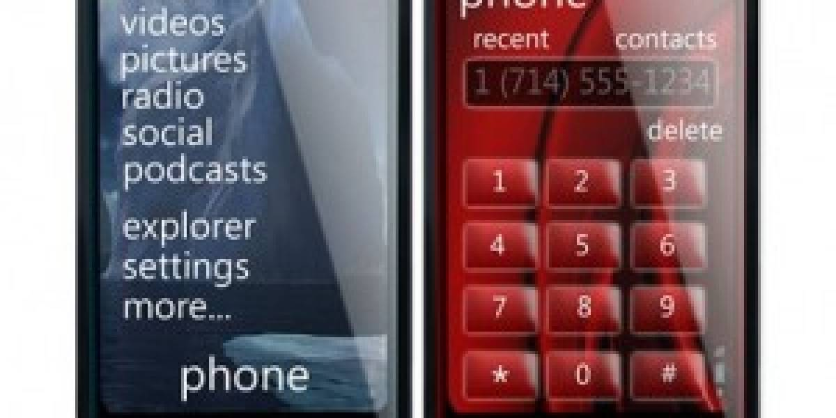 Zune Phone sería lanzado en el Mobile World Congress