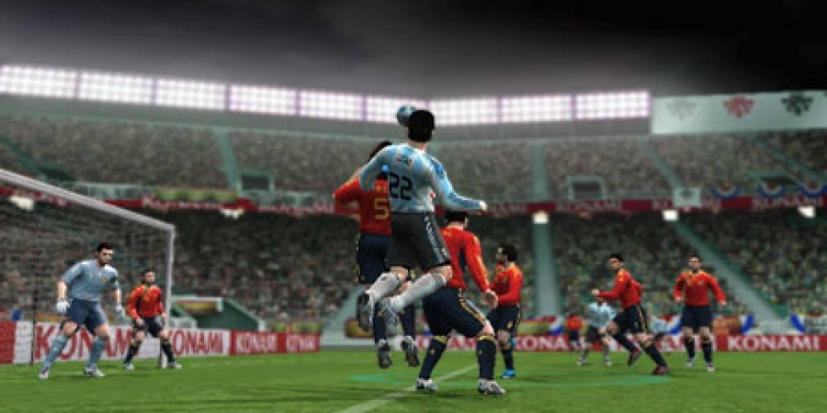 PES 2010 Wii, primeras imágenes [gamescom 09]