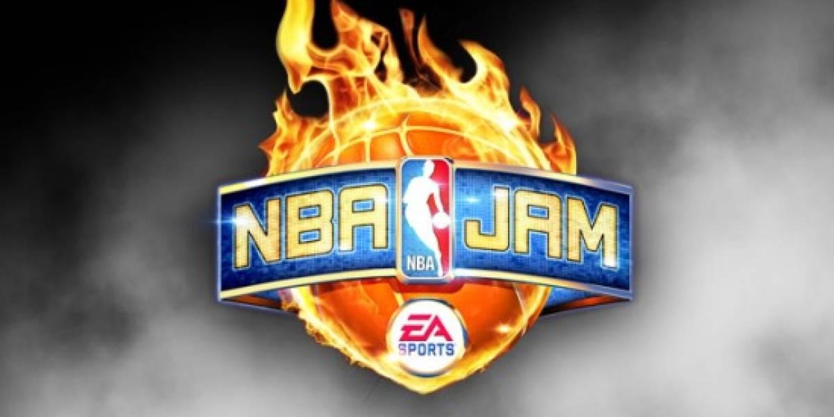 Electronic Arts confirma el desarrollo de NBA Jam para Wii