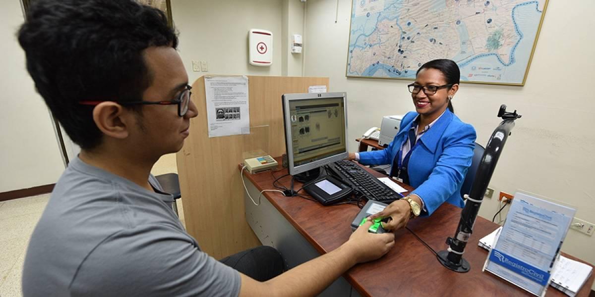 Nuevos servicios en la Agencia Virtual del Registro Civil