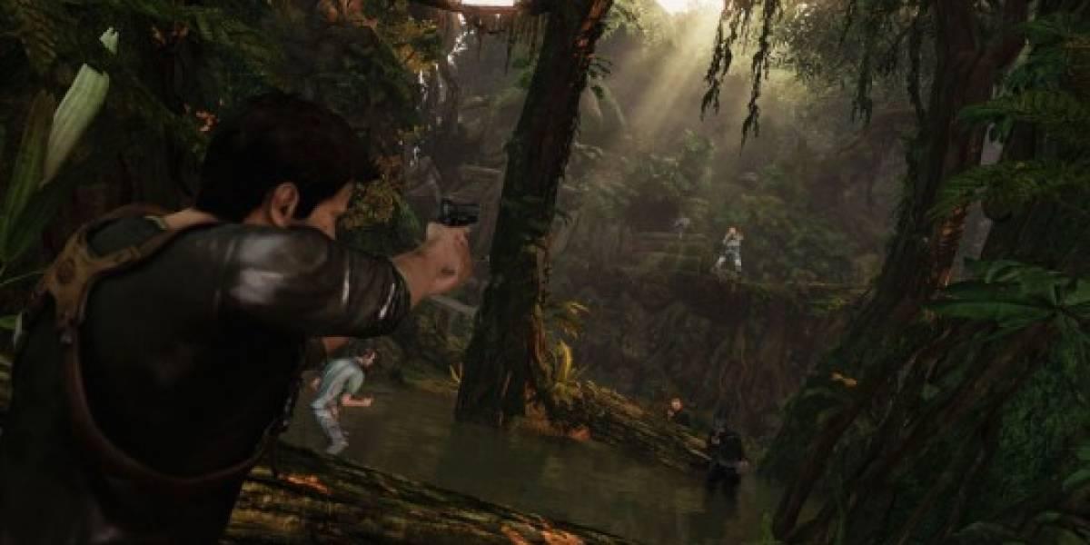 Octubre es el mes de Uncharted 2
