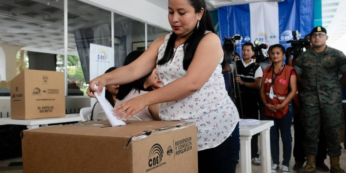 2,02 millones de electores tiene Guayaquil