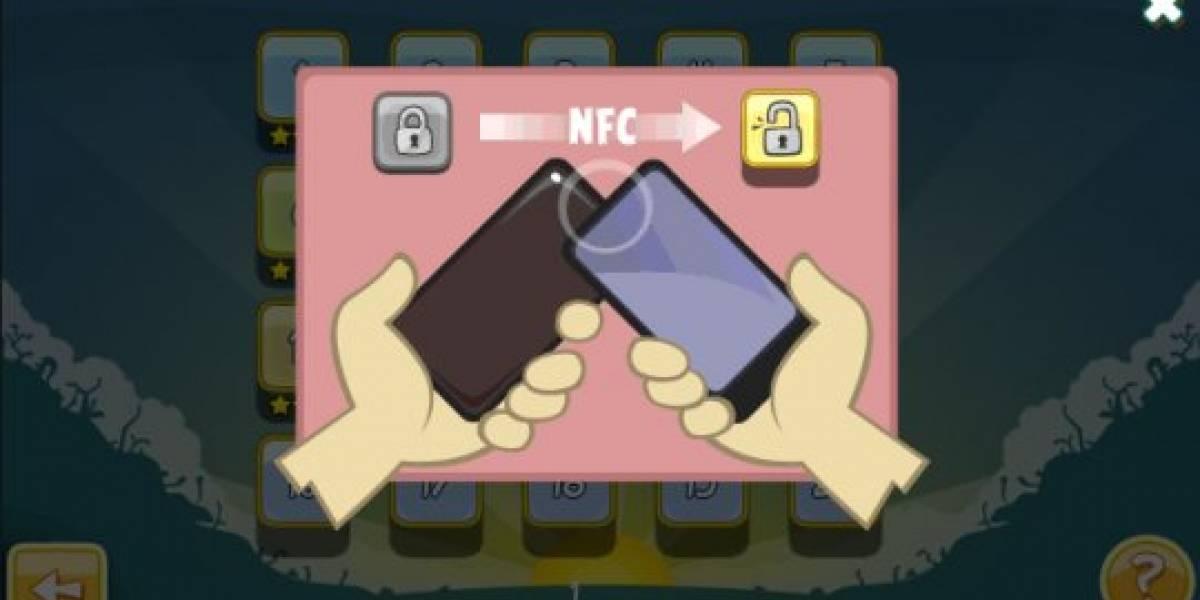 Angry Birds Magic llega a los Teléfonos Nokia con NFC