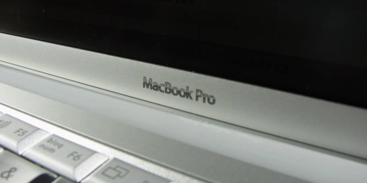 MacBook Pro rev 3