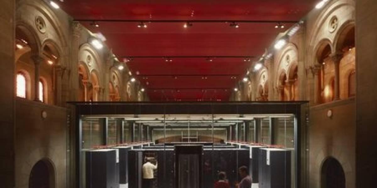 El supercomputador más poderoso de Europa