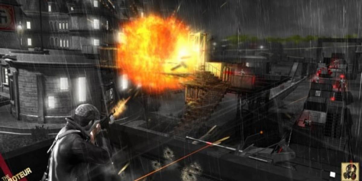 The Saboteur: nuevas imágenes [gamescom 09]
