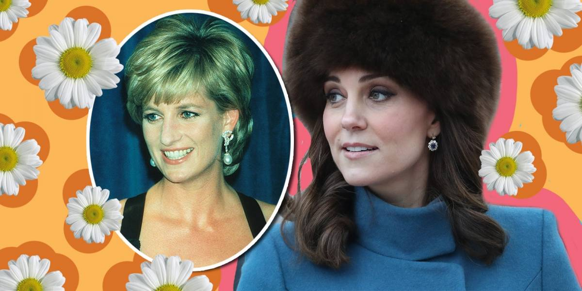 Kate Middleton rinde un homenaje a Diana de Gales en Suecia