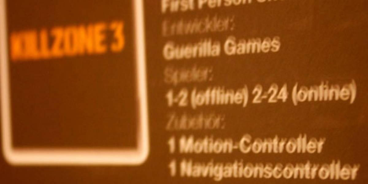 Futurología: Killzone 3 tendría cooperativo [gamescom 2010]
