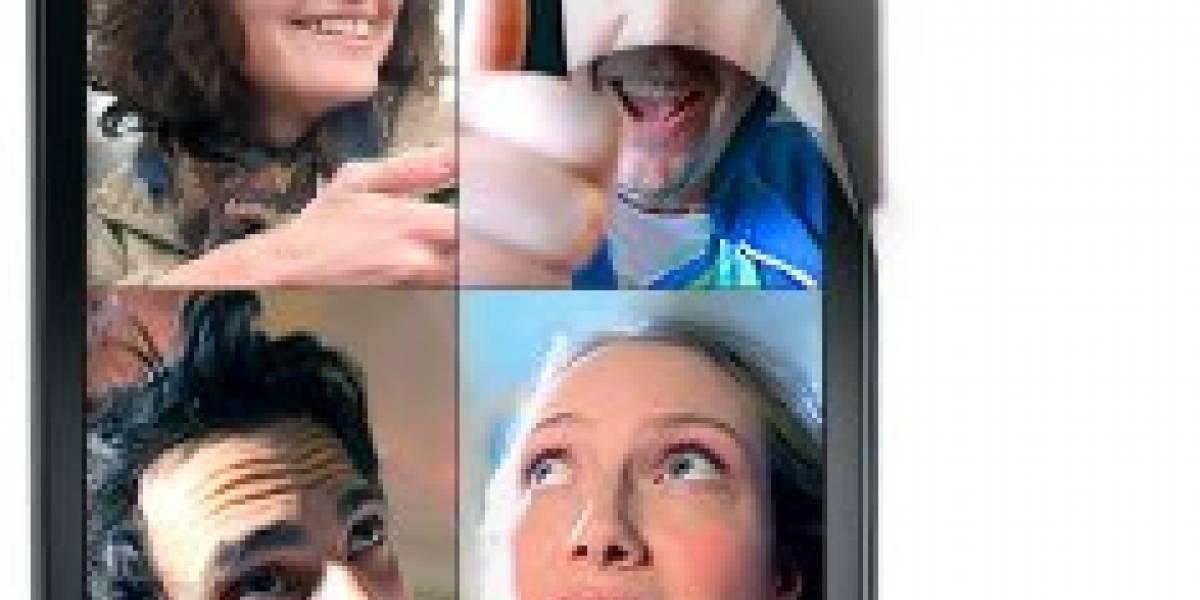 Fring permite conectarte con tus amigos vía videoconferencia