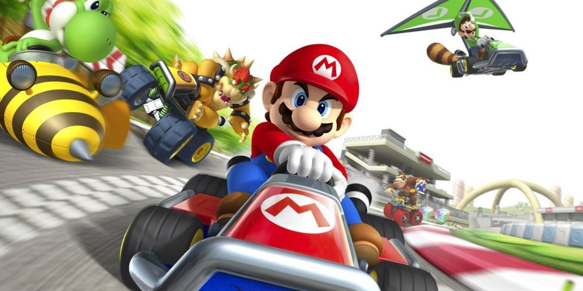Mario Kart llegará muy pronto a tu smartphone