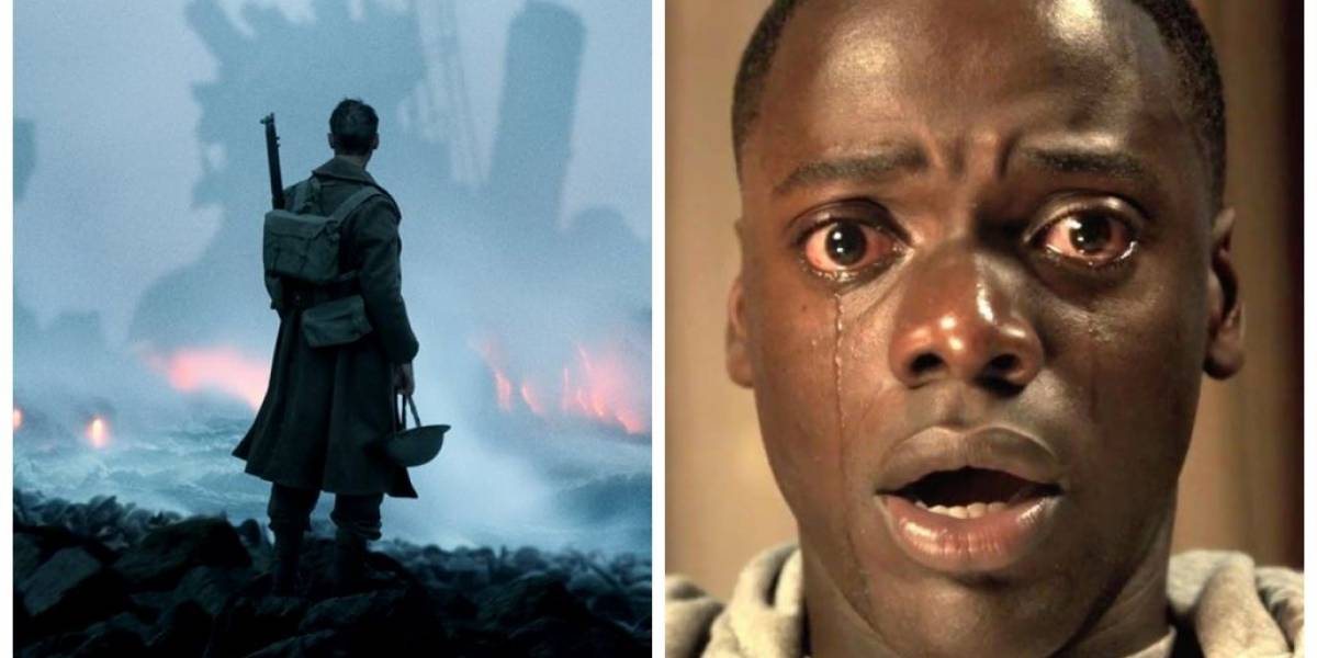 Oscar 2018: indicados Corra! e Dunkirk voltarão a ser exibidos nos cinemas brasileiros