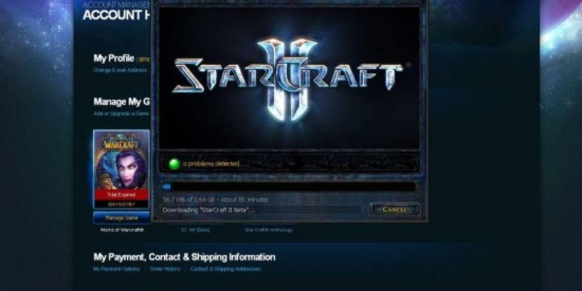 Y comienza el Beta de StarCraft 2