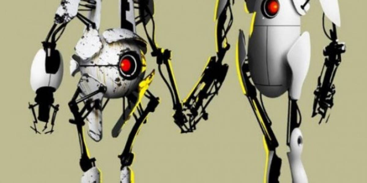Detalles del co-op de Portal 2